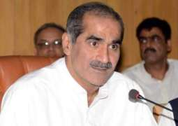 Saad Rafique asks voter to switch off phone for fear of video going viral on social media