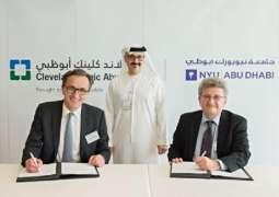 New York University Abu Dhabi signs MoU with Department of Health – Abu Dhabi