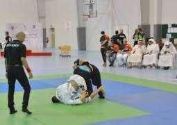 غدا انطلاق الجولة الثانية للدوري البحريني للجوجيتسو