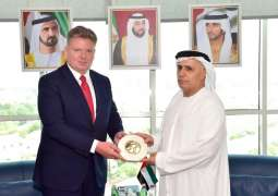 Dubai Sports Council discusses cooperation with Poland