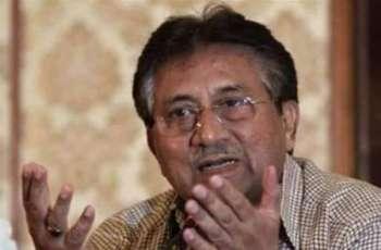 پرویز مشرف دے ملک واپس نہ آن دی وجہ ساہمنے آ گئی