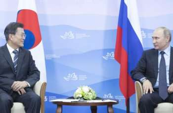 Moon, Putin set for talks on economic cooperation, N. Korea