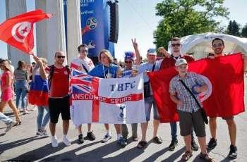World Cup fans soak up history in Russia's Volgograd