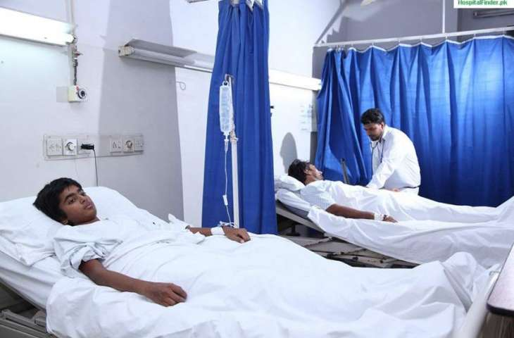 Food poisoning:5 hospitalized in Faisalabad
