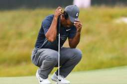 Woods fires eight-over 78 -- worst ever US Open score