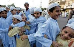 Eid-ul-Fitr being celebrated with religious fervour