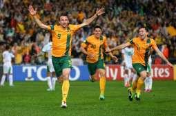 المنتخب الدنماركي يتعادل مع نظيره الأسترالي في الجولة الثانية لبطولة كأس العالم لكرة القدم