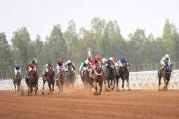 نادي الفروسية يقيم حفل سباقه الأول ضمن موسم سباقات الخيل للمصيف بالطائف