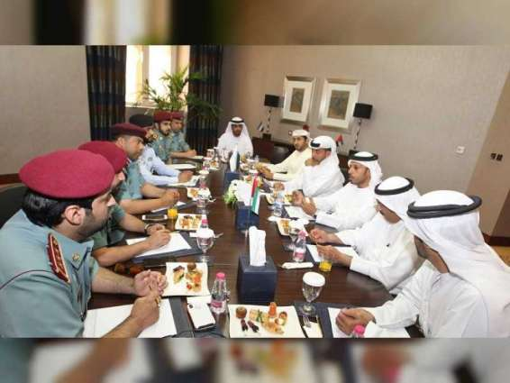 Sharjah Chamber, Sharjah Police Discuss Concerns Of Used Car