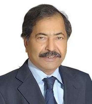 Sindh Caretaker Chief Minister Fazul-ur-Rehman  orders registration of FIR against water theft