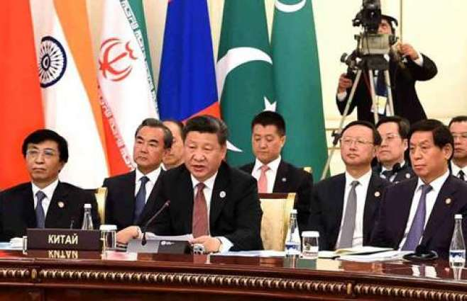 The Shanghai Cooperation Organization (SCO) summit marks a milestone for both China and world: Officials