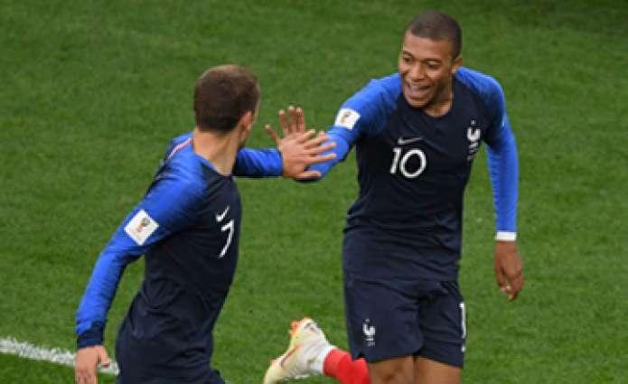 فرنسا تحسم تأهلها إلى الدور الثاني بمونديال روسيا بفوزها على بيرو