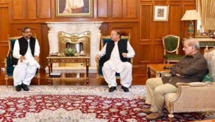 سابق وزیر اعظم خلاف بغاوت دا مقدمہ، نواز تے خاقان لاہور ہائی کورٹ طلب