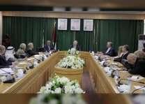 سفير الدولة يلتقي لجنة الأخوة الإماراتية - الأردنية بمجلس الأعيان