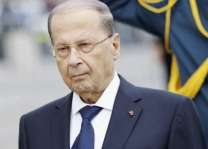 Lebanese President receives UAE Ambassador