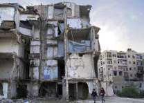 Fresh airstrikes kill dozens in war-torn Syria: UN