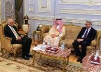 رئيس مجلس النواب المصري يستقبل سفير المملكة لدى مصر