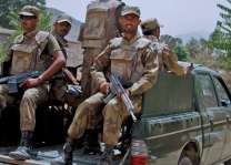 Four terrorist killed in Awaran