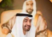 محمد بن زايد يستقبل وفد مؤسسة الإمارات للطاقة النووية