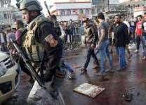 عشرات الجرحى فى أعمال عنف في العراق