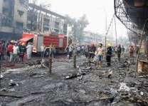 قتلى وجرحى بأعمال عنف وتظاهرات في العراق