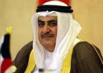 وزير الخارجية البحريني يبحث مع بومبيو تطورات الاوضاع في المنطقة