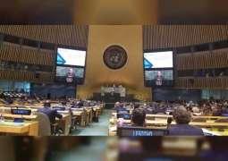 UAE calls for stronger, strategic partnerships to counter terrorist narratives