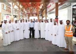 """بلدية دبي تنظم """"لقاء في الميدان"""" مع تجار سوق الذهب"""