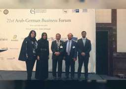 SCCI takes part in 21st Arab-German Business Forum