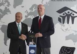 OFID, Habitat for Humanity International sign agreement to boost living conditions in Monrovia