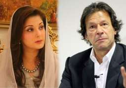 Maryam Nawaz calls out on Imran Khan for who he stands for