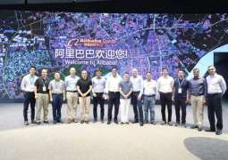 Telenor Microfinance Bank and Telenor Group Executives meet with Jack Ma in Hangzhou, China