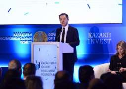 Kazakhstan Global Investment Roundtable highlights country's potential
