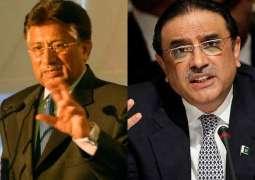 Supreme Court seeks details of foreign assets of Zardari, Musharraf