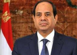 Egypt's President receives UAE ministerial delegation
