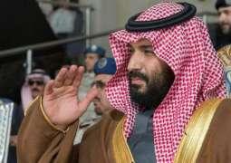 Saudi Crown Prince, US envoy discuss regional developments