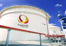 Fujairah oil products stocks jump 9.9% to seven-month high