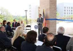 U.S. Embassy Islamabad Opens State-of-the-Art Facility