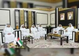 نادي تراث الإمارات ومعهد الشارقة للتراث يبحثان سبل التعاون المشترك