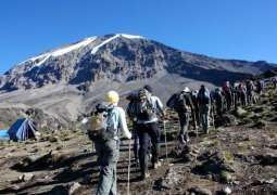 ADP officer climbs Mount Kilimanjaro