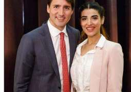 Hareem Farooq meets Justin Trudeau, calls it an all time career high