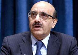 Attempts to establish bilateral contact with India have not produced any results: President Masood Khan