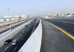 RTA to open Improvement of Al Awir Road, Entrances of International City Project /Phase I/ on 14 July