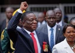 On campaign trail, Zimbabwe's Mnangagwa pledges power project