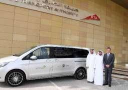 RTA supports Hatta Development with van to transfer kidney patients