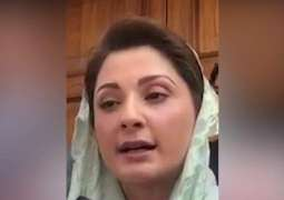 It's about time to end 70-year long fight: Maryam Nawaz