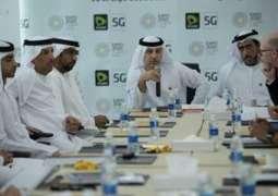إكسبو 2020 دبي أول مؤسسة تجارية كبرى تستخدم شبكات الجيل الخامس في المنطقة