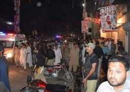 ارتفاع حصيلة ضحايا الهجوم الانتحاري في باكستان إلى 20 قتيلاً
