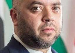 القنصل العام للدولة في نيويورك يلقي محاضرة عن التحول الاقتصادي في الإمارات