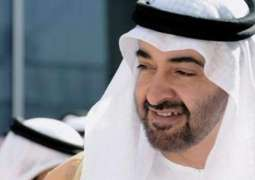 Mohamed bin Zayed, South African President discuss cooperation